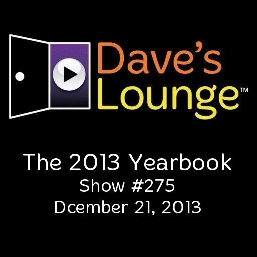 Dave's Lounge Music Podcast #275