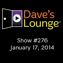 Dave's Lounge Music Podcast #276