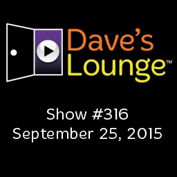 Dave's Lounge Music Podcast #316