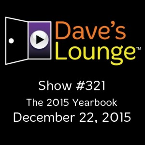Dave's Lounge 2015 Yearbook