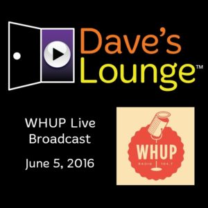 Dave's Lounge on WHUP