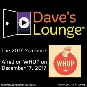 Dave's Lounge 2017 Yearbook